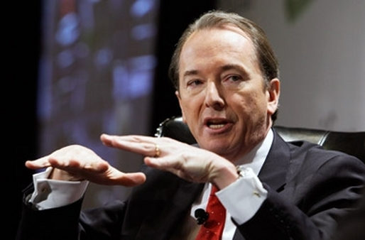 James Gorman, president and CEO of Morgan Stanley.  (Photo: AP)