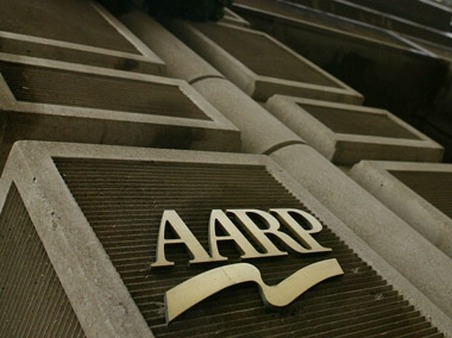 AARP headquarters in Washington. (Photo: AP)