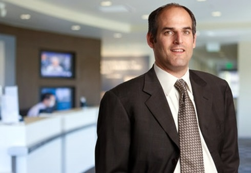 Schwab's Brian Shenson, managing director of Advisor Services technology.