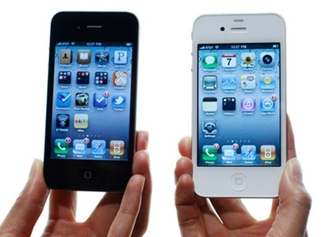 The social media boom has been greatly aided by the boom in smartphones, like the iPhones above.  (Photo: AP)