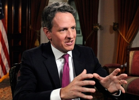 Treasury Secretary Tim Geithner. (Photo: AP)
