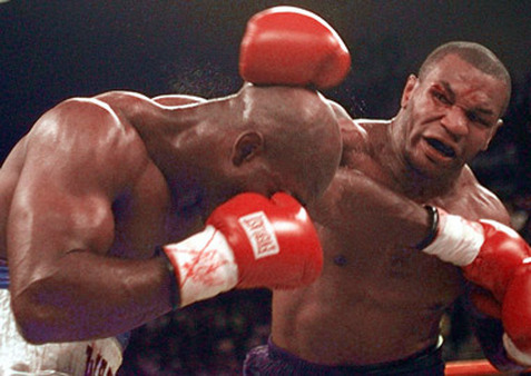 Mike Tyson was once the most feared man in the boxing world; in the financial world, not so much. (Photo: AP)