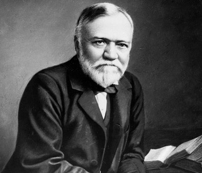 Andrew Carnegie, steel magnate and philanthropist.  (Photo: AP)