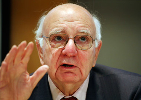 Paul Volcker. (Photo: AP)