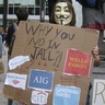 Occupy Wall Street Turns One Month Old, Goes Global