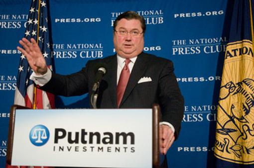 Bob Reynolds, Putnam's CEO. (Photo:AP)