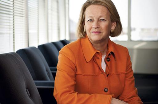 SEC Chairman Mary Schapiro.