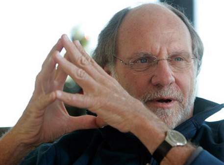 Former N.J. Gov. John Corzine, former head of Goldman Sachs, is now former head of MF Global. (Photo: AP)