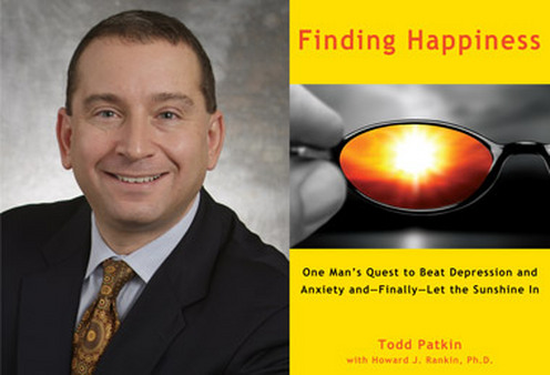 Todd Patkin and his book,