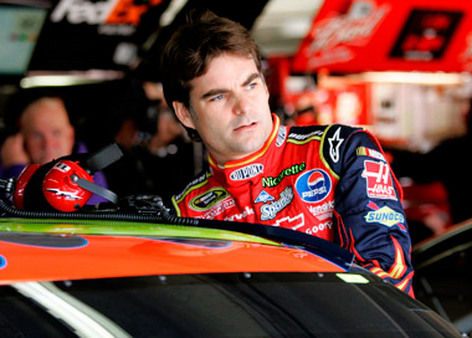 Sports sponsorship is a big business, and NASCAR's Jeff Gordon wears his sponsors on his sleeves. (Photo: AP)