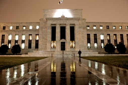 Federal Reserve building in Washington. (Photo: AP)