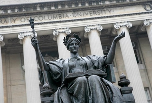 One of these big funds may help you afford tuition at a college like Columbia University (above).