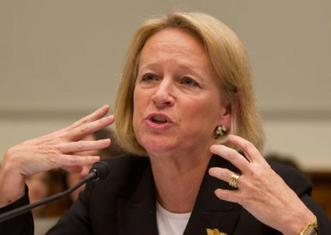 SEC Chairman Mary Schapiro. (Photo: AP)