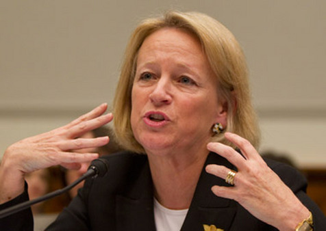 SEC Chairman Mary Schapiro. (Photo: AP)