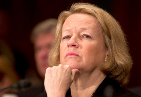 SEC Chief Mary Schapiro still sees problems with money market funds. (Photo: AP)