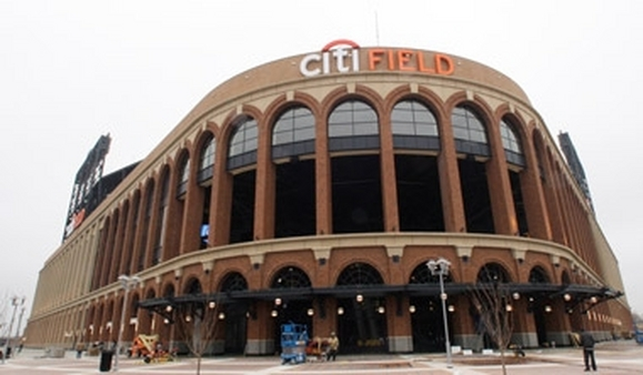 Citi Field, where the Mets can now play free of the Madoff shadow. (Photo: AP)