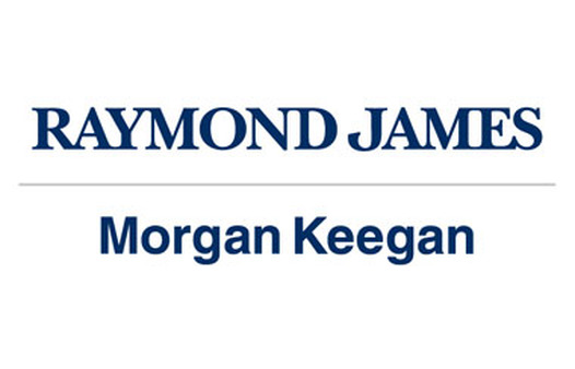 The logo Morgan Keegan advisors new to Raymond James will be using.