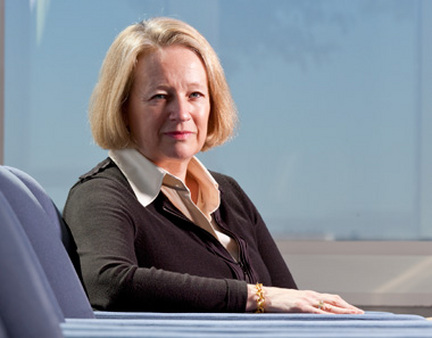 Mary Schapiro, Chairman, Securities and Exchange Commission; Photography by Drake Sorey.