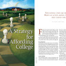 A Strategy for Affording College