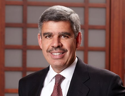 PIMCO CEO Mohamed El-Erian. (Photo by Jurgen Reisch)