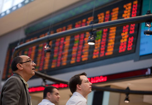 Retail investors felt great uncertainty in April. (Photo: AP)