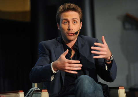 Phillippe Cousteau, a grandson of Jacques Cousteau, is an environmental advocate and social entrepreneur. (Photo: AP)