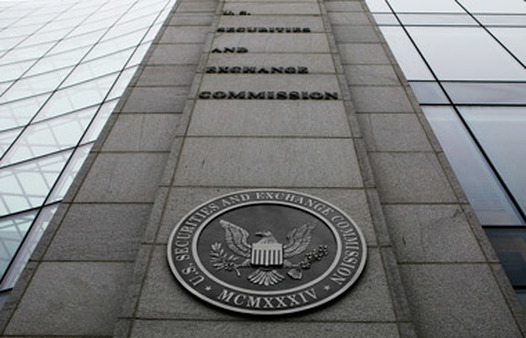 The SEC headquarters in Washington. (Photo: AP)