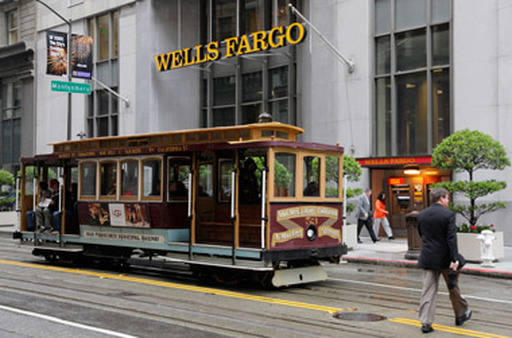 The Wells Fargo headquarters in San Francisco. (Photo: AP)