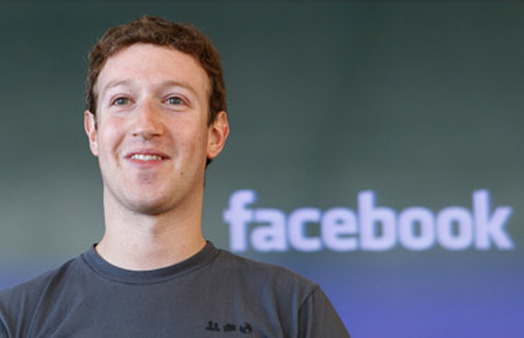 Newly minted Facebook billionaire Mark Zuckerberg. (Photo: AP)