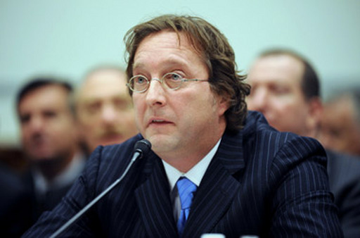 Philip Falcone testifying before Congress in 2008. (Photo: AP)