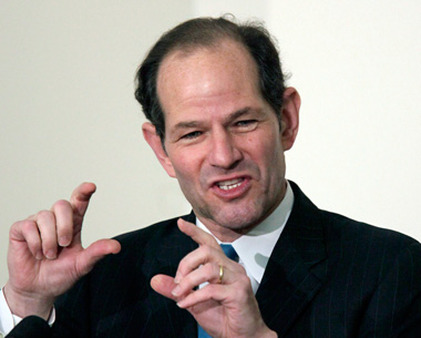 Former Gov. Eliot Spitzer of New York. (Photo: AP)