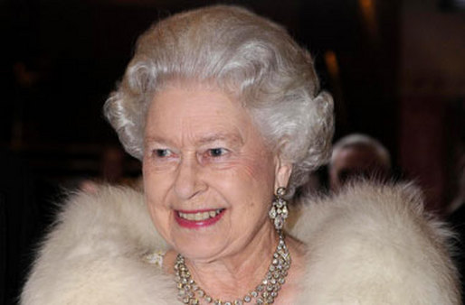 The Office for National Statistics blamed Queen Elizabeth II's diamond jubilee for some of the GDP fall. (Photo: AP)
