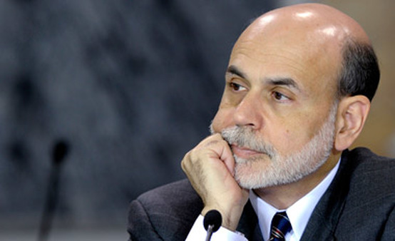 Economic research shows that money doesn't buy happiness, says the Fed's Bernanke. (Photo: AP)