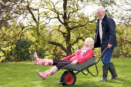 Which metropolitan regions are best for this older couple to live and, more importantly, succeed?