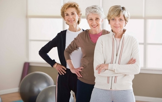 More than a fifth of those 60 and older get little or no exercise.