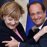 Greece Must Stay in Eurozone: Hollande, Merkel