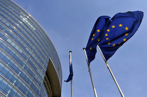 The EU Parliament in Brussels.