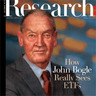 What Bogle Thinks of ETFs; Gross vs. 'Cult'; Paycheck Stress: October Research—Slideshow