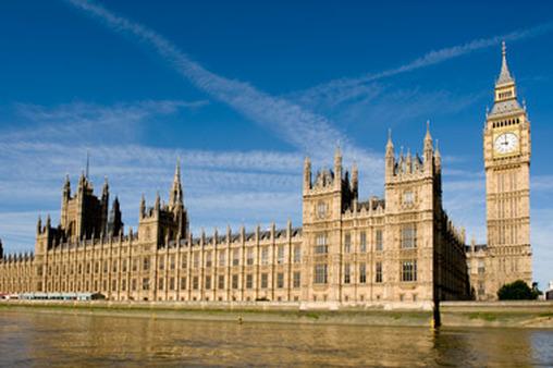 The British Parliament.