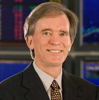 PIMCO founder Bill Gross likens the economy's ills to memory loss. (Photo: AP)