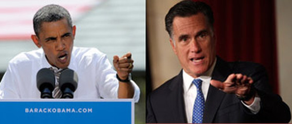 How do the tax rates of President Obama and Gov. Romney stack up? (Photo: AP)
