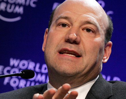 Gary Cohn, president of Goldman Sachs. (Photo: AP)
