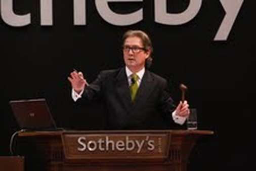 Jamie Ritchie, CEO and president, Americas and Asia for Sotheby's Wine.