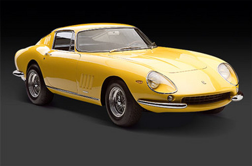Investors, with a bit of James Bond in them, might be excited to own a piece of this 1967 Ferrari, valued at $1.3 million.