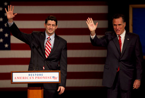 What would a Romney-Ryan administration look like? (Photo: AP)