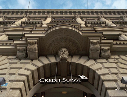 Credit Suisse headquarters in Zurich. (Photo: AP)