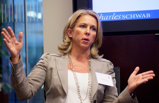 Schwab chief investment strategist Liz Ann Sonders. (Photo: AP)