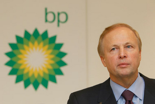 Bob Dudley, CEO of BP Oil. (Photo: AP)