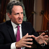 Geithner Says 'Absolutely' When Asked About Eliminating Debt Ceiling