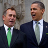 Friedman Sees Fiscal Cliff  Deal by Christmas Eve, as Obama, Boehner Meet